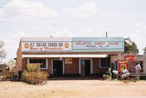Not this bar. Old Trafford,  Kasama northern Zambia