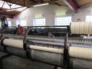 Trefriw working machinery