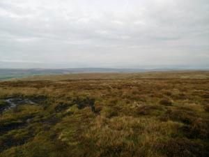 looking the other way from pendle