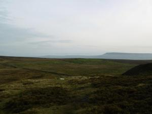 pendle in the distance