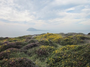Bardsey Island, place of pilgrimage