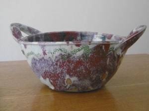 A wonky bowl