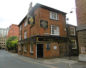 The Sir Ralph Abercrombie pub, supposedly haunted & under threat from developers