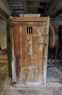 Earlyhealth &safety? The door shut on dangerous machinery used in fulling of wool